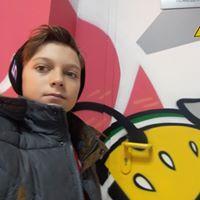 Рисунок профиля (Демид Проскуряков)